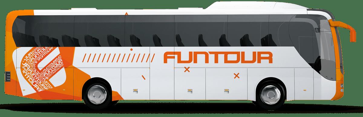 Bus Funtour 2018