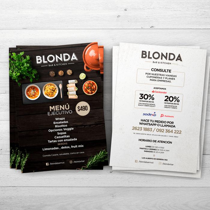 Blonda Bar