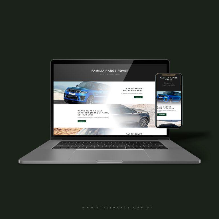 Web Design / Adnery